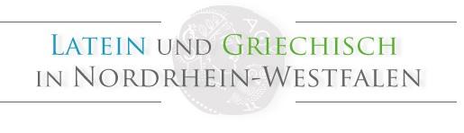 Latein und Griechisch in Nordrhein-Westfalen